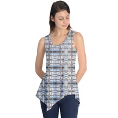 Geometric Diamonds Sleeveless Tunic by yoursparklingshop