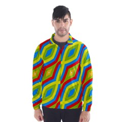 Colorful Chains                    Wind Breaker (men)