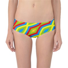 Colorful Chains                    Classic Bikini Bottoms by LalyLauraFLM