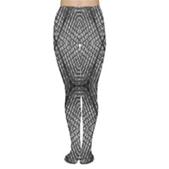 The Weave  Women s Tights by SugaPlumsEmporium