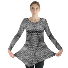 The Weave  Long Sleeve Tunic