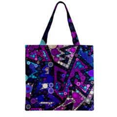 Hipster Bubbes Grocery Tote Bag by KirstenStar