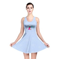 Life Is Not A Pony Ranch Reversible Skater Dress