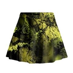 Amazing Fractal 24 Mini Flare Skirt by Fractalworld