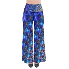 Blue Sunrise Fractal Pants by KirstenStar