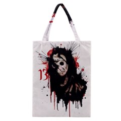 Momma s Boy 13 Classic Tote Bag by lvbart