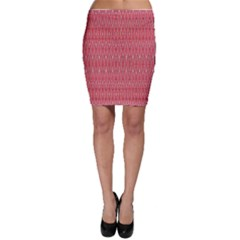 Heads Up Bodycon Skirt