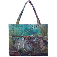 Vegas The Deep End  Mini Tote Bag by CrypticFragmentsColors