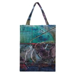 Vegas The Deep End  Classic Tote Bag by CrypticFragmentsColors