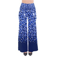 Blue Glitter Rain Pants by KirstenStar