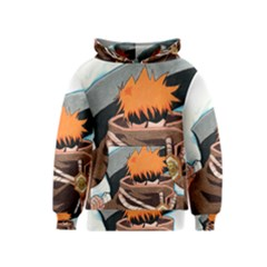Bleach Design Kids  Pullover Hoodie by Limitless