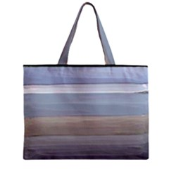 Pompey Beach Mini Tote Bag by DeneWestUK