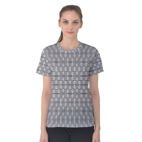 System Six Women s Cotton Tee by MRTACPANS