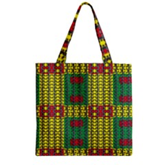 Oregon Delight Zipper Grocery Tote Bag by MRTACPANS
