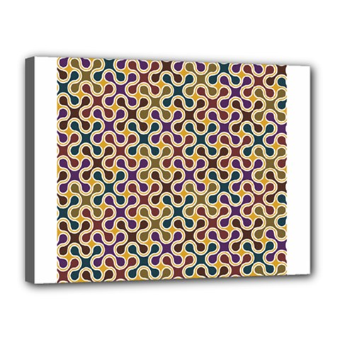 Funky Reg Canvas 16  X 12  by FunkyPatterns