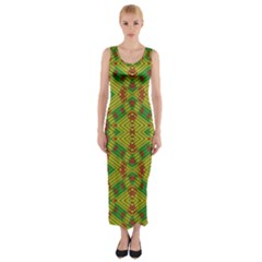 Flash Fitted Maxi Dress by MRTACPANS