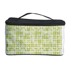Pastel Green Cosmetic Storage Cases by FunkyPatterns