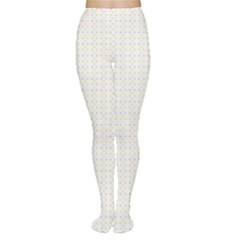 Pastel Pattern Women s Tights by FunkyPatterns