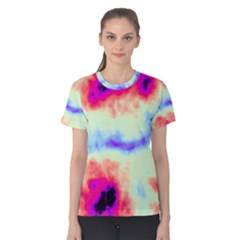 Calm Of The Storm Women s Cotton Tee
