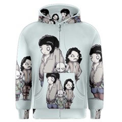 Inconceivable Men s Zipper Hoodie by lvbart