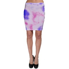 Pink N Purple Bodycon Skirt by TRENDYcouture