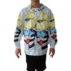 Bibbidi Bobbidi Bondage Hooded Wind Breaker (kids)