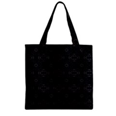 Powder Magic Zipper Grocery Tote Bag by MRTACPANS