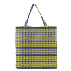 No Vaccine Grocery Tote Bag