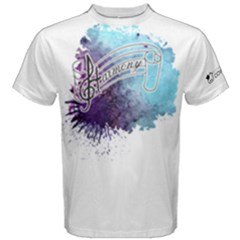 Harmony Design 2 Men s Cotton Tee