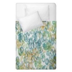 Fading Shapes Texture                                                     Duvet Cover (single Size) by LalyLauraFLM