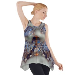 Tunika-3 Side Drop Tank Tunic by annabellerockz
