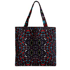 2016 27 6  22 04 20 Zipper Grocery Tote Bag by MRTACPANS
