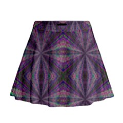 Learn Truth Mini Flare Skirt by MRTACPANS