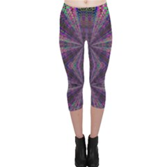 Con Cern Capri Leggings  by MRTACPANS