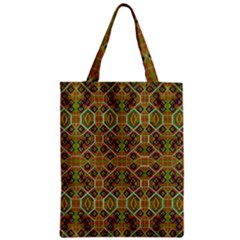 Roulette Zipper Classic Tote Bag by MRTACPANS