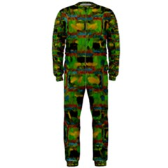 Paint Bricks                                                                 Onepiece Jumpsuit (men) by LalyLauraFLM