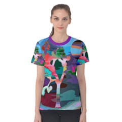 Joshua Tree Women s Cotton Tee