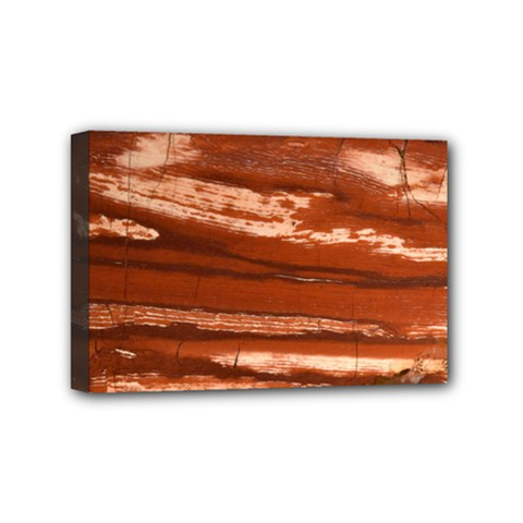 Red Earth Natural Mini Canvas 6  X 4
