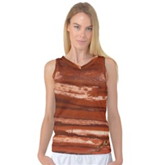 Red Earth Natural Women s Basketball Tank Top by UniqueCre8ion