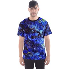 Galaxy Men s Sport Mesh Tee by Contest2278436