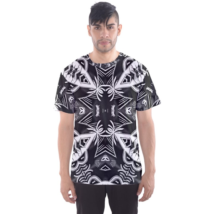 MATHEMATICAL Men s Sport Mesh Tee