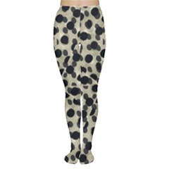 Metallic Camouflage Women s Tights by dflcprintsclothing