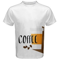 Coffee Men s Cotton Tee