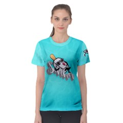 Summer Women s Sport Mesh Tee by Contest2284792