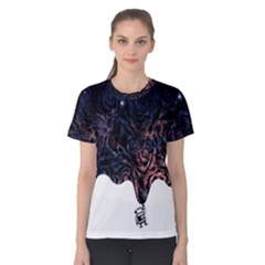 Robot Women s Cotton Tee by Contest2284792