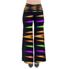 Fireworks And Calming Down Women s Chic Palazzo Pants  by pepitasart