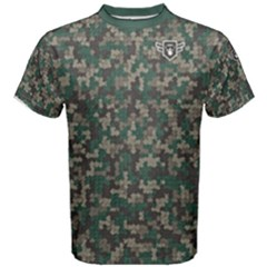 Bermudezyns Camo Tee Men s Cotton Tee by Contest2477599