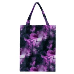 Celestial Purple  Classic Tote Bag by KirstenStar