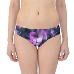 Celestial Purple  Hipster Bikini Bottoms by KirstenStar