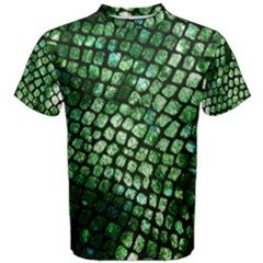 Dragon Scales Men s Cotton Tee by KirstenStar